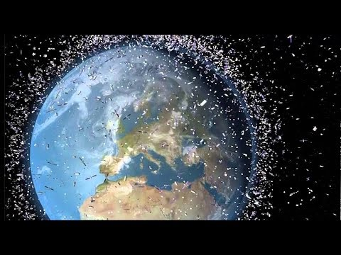 What Happen If Space Station Crash On The Earth || Space Debris In Hindi || अंतरिक्ष में फैले मलबा
