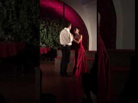 Romeo et Juliette in der Oper in der Krypta