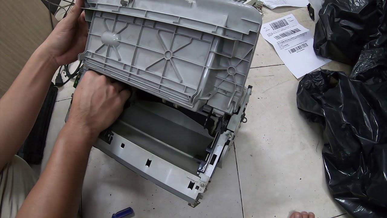 Hướng dẫn tháo máy in HP P1102