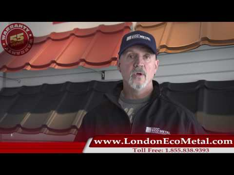 EASY FINANCE OPTION for your metal roof