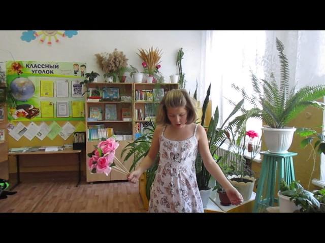 Изображение предпросмотра прочтения – ЕваРоманова читает произведение «Цветы прощения» (Козубовский Михаил)