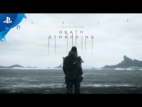 DEATH STRANDING 発売日迫る!