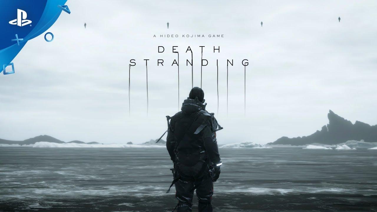 『DEATH STRANDING』ローンチトレーラー 4K