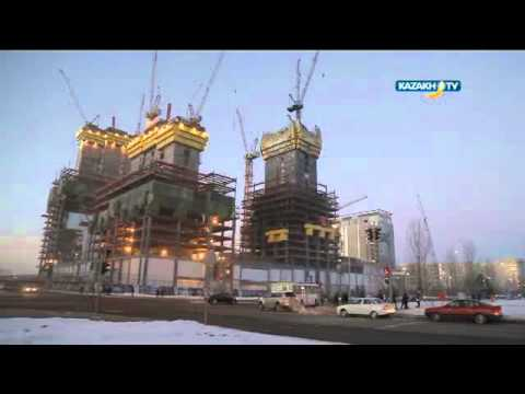 """My day in Kazakhstan"" #1 (05.03.2016)-Kazakh TV-ru"