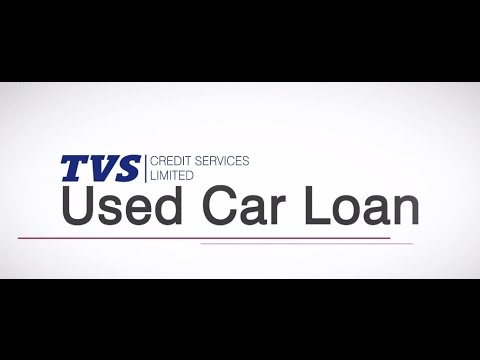 TVS Used Car Loan