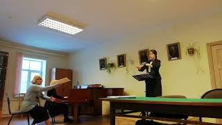 Открытый урок со студентами Регентского бакалавриата #спбдаис