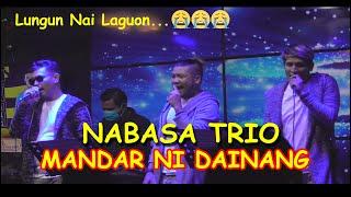 Sedih Kali NABASA TRIO Membawakan Lagu MANDAR NI DAINANG II #011