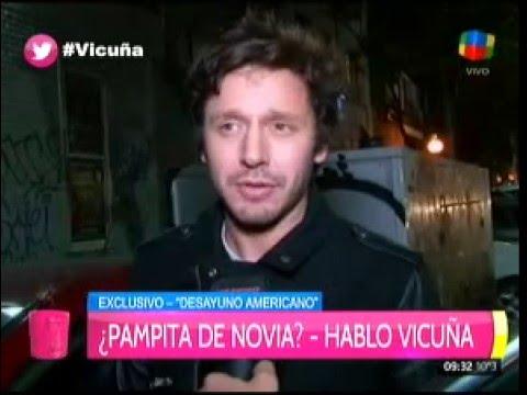 ¿Qué dijo Vicuña de la relación de Pampita con Pico Mónaco?