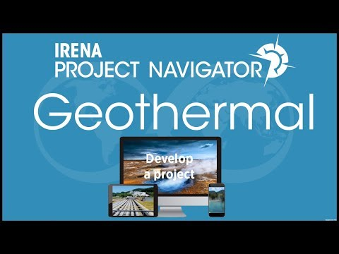 IRENA Project Navigator Webinar: Geothermal Power