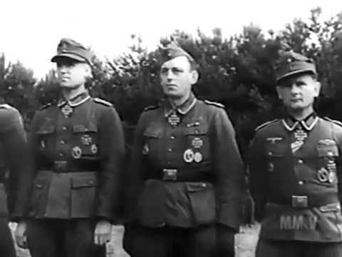 William L Shirer Talks About The Hitler Youth (1945)