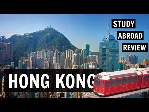 ONE WAY ticket to Hong Kong (Study Abroad Review)