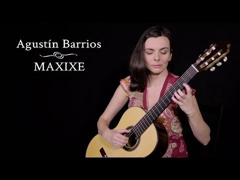 Agustín Barrios: Maxixe (Sanja Plohl, guitar)