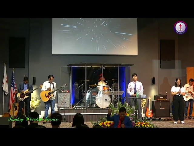 ZAC SUNDAY WORSHIP SERVICE