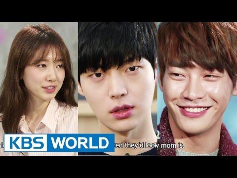 Entertainment Weekly | 연예가중계 - Ahn JaeHyeon, Park Sinhye, Kim Youngkwang, Shin Hagyun (2015.02.27)