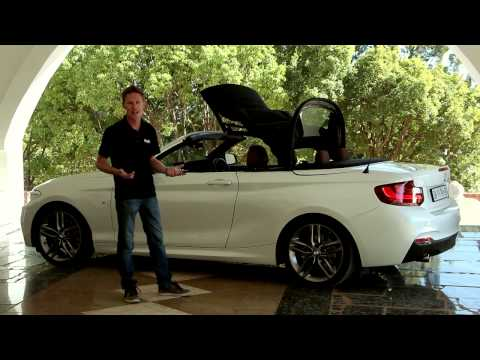2015 BMW 220i Convertible - Car Review