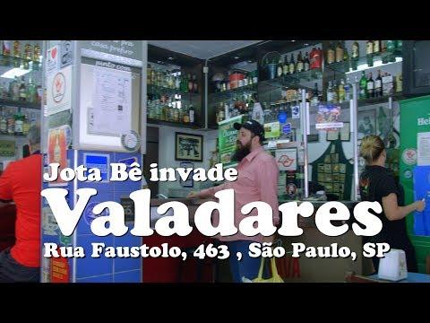 Jota Bê Invade • Bar Valadares