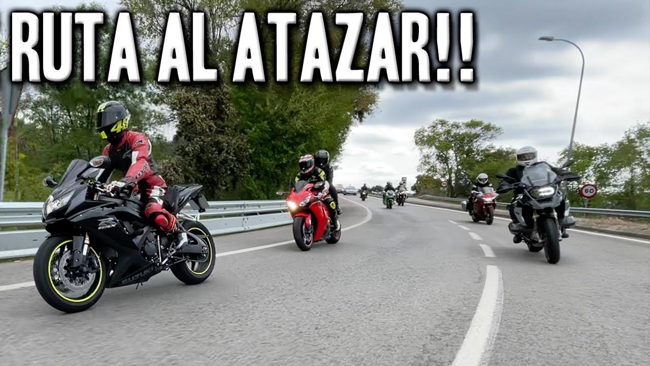 DE RUTA por EL ATAZAR con la VOGE 500DS 2021🔥
