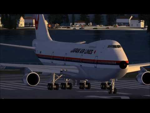 Vuelo 123 de Japan Air - Reconstrucción
