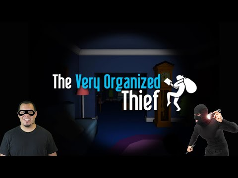 Taylor Plays The Very Organized Thief