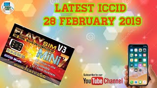 NEW ICCID video, NEW ICCID clips, onyoutube info