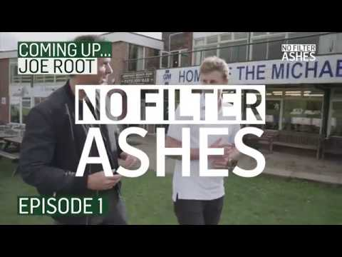 No Filter Ashes: Episode 1 with Broad, Vaughan, Root and Swann