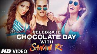 Celebrate Chocolate Day With Sanam Re | Pulkit Samrat, Yami Gautam, Divya Khosla Kumar | T-Series