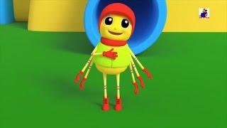 Bob the train | Incy Wincy spider | 3d rhymes | nursery rhymes for children by Bob The Train