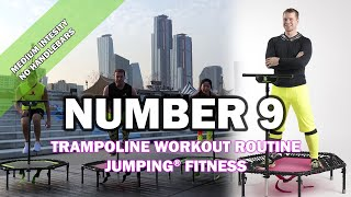 Number 9 - Jumping® Fitness