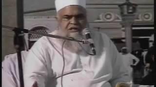 Munazra of Allama Saeed Ahmad Asad Part 1