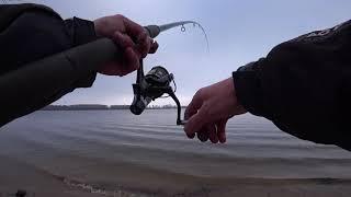 Фидерная рыбалка в Киеве 13 03 21