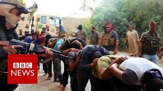 Why is Islamic State group so violent?  BBC News