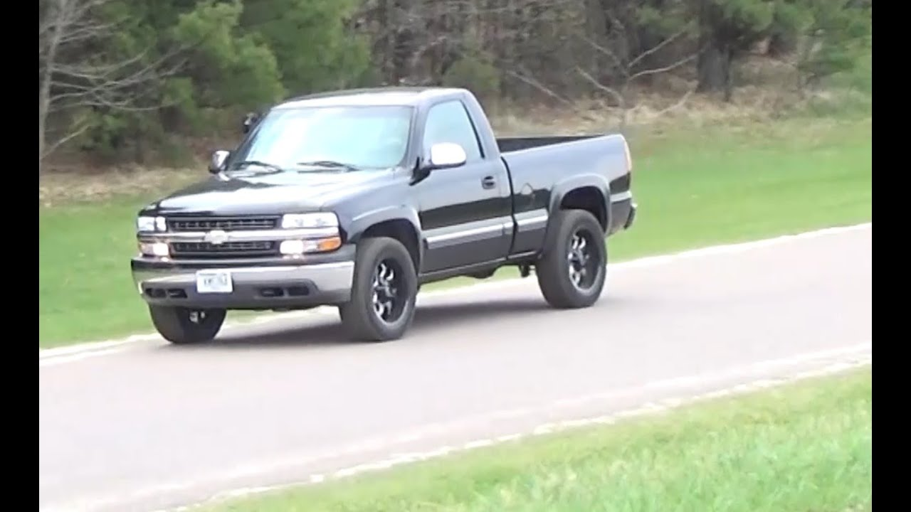 "2000 silverado 1500 z71 reg cab short bed 20"" rims and tires"