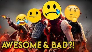 Why Is Call of Duty Black Ops 4 SO AWESOME?! And... BAD?!