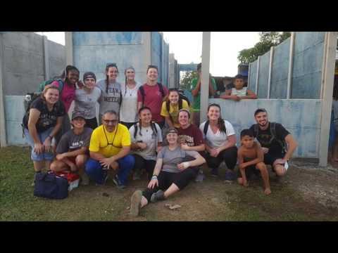 Saint Anselm College SBA 2018 Costa Rica