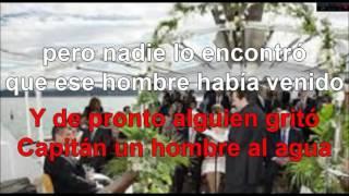 boda en altamar karaoke Manolo Escobar