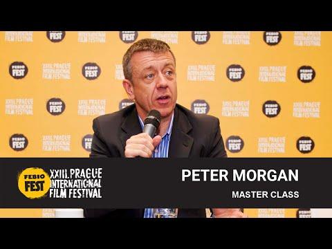 Peter Morgan Master Class | MFF Praha -...