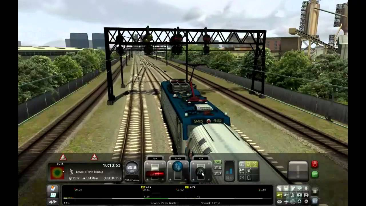 First Play: Train Simulator 2013