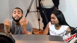 CHOPPA & JESSICA of MONEY & VIOLENCE ON HONESTY RADIO TV EPS 6