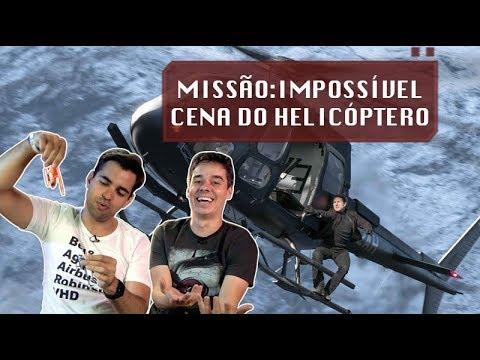 AEROCINEMA: A Perseguição de Helicóptero no Filme Missão: Impossível Efeito Fallout thumbnail