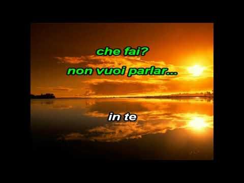 Dalida  -  Il mare  [ La  mer ]  ( Karaoke Italiano  -  Fair use )