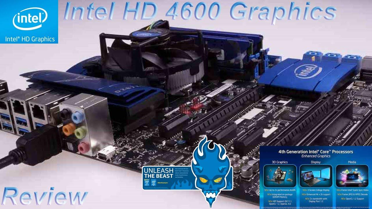 Intelr Hd 4600 Graphics Performance Review Gta V Tomb Raider Gen Memori Komputer Crysis 3 I7 4790k 48ghz