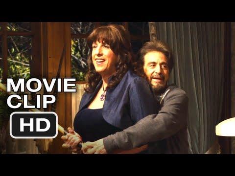 Jack & Jill #1 Movie CLIP - Al Pacino Stickball (2011) HD