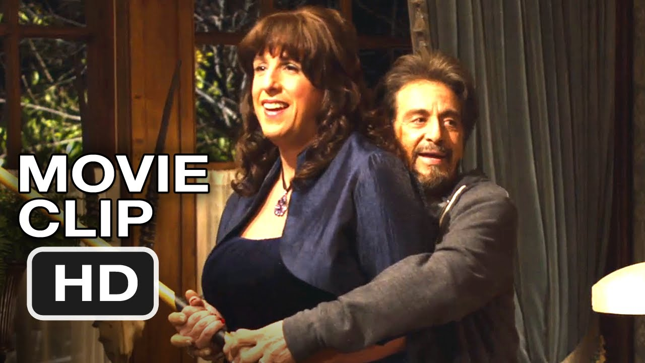 Jack Jill 1 Movie Clip Al Pacino Stickball 2011 Hd