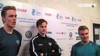 """U18: Turkulaishyökkääjät haastattelussa turun kielellä - """"Kummos teil on ny ollu tääl?"""""""