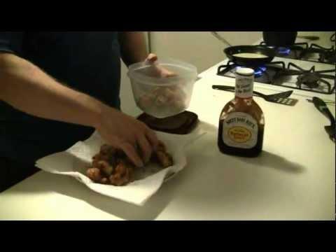 Frank's Kitchen: How to cook Applebee's Boneless Wings
