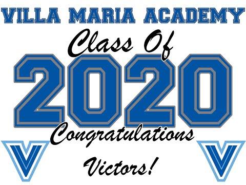 Villa Maria Academy's 127th Annual Commencement Ceremony