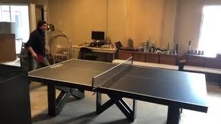 Jaime ping pong champ