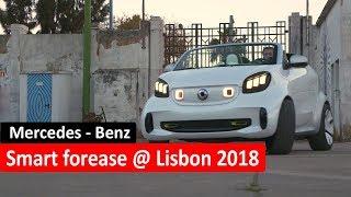 Smart forease @ Lisbon 2018