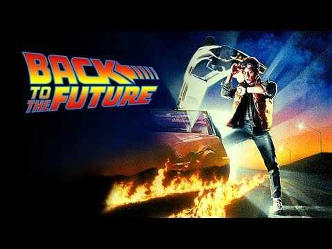 Back To The Future (Original Score - Alan Silvestri)