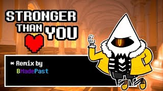 Скачать STRONGER THAN YOU SANS BILL CIPHER REMIX By BMadePast